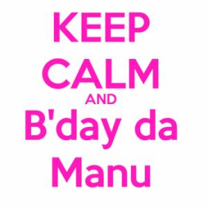 Poză de profil pentru ManuB